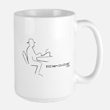 Editor-in-Chief Coffee Mug