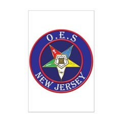 Order of the Eastern Star of New Jersey Posters