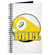 9 Ball Journal
