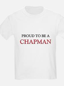 Proud to be a Chapman T-Shirt