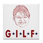 G.I.L.F. Tile Coaster