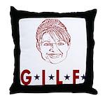 G.I.L.F. Throw Pillow