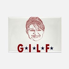 G.I.L.F. Rectangle Magnet