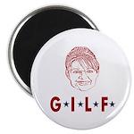 G.I.L.F. Magnet