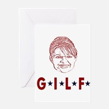 G.I.L.F. Greeting Card