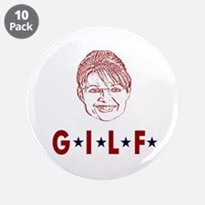 "G.I.L.F. 3.5"" Button (10 pack)"