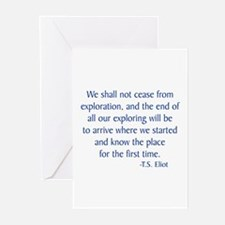 Eliot Greeting Cards (Pk of 10)