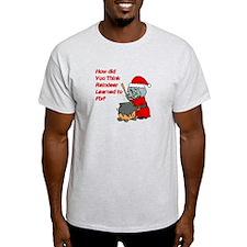 How Reindeer Fly T-Shirt
