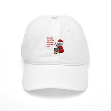 How Reindeer Fly Baseball Cap