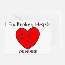 Heart Mender RN Greeting Card