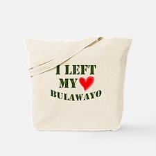 I LEFT MY HEART IN BULAWAYO Tote Bag