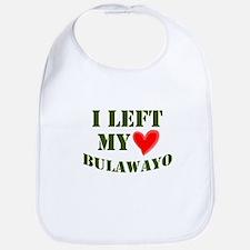 I LEFT MY HEART IN BULAWAYO Bib
