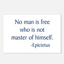 Epictetus Postcards (Package of 8)