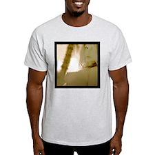 Sepia Sarah 33 Ash Grey T-Shirt