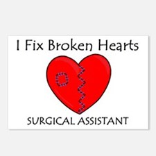 Heart Mender SA Postcards (Package of 8)