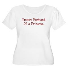 Future Husband Of a Princes T-Shirt