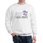 My Other Life Trans Sweatshirt
