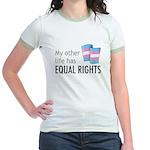 My Other Life Trans Jr. Ringer T-Shirt