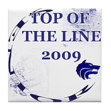 Class of 2009 Tile Coaster