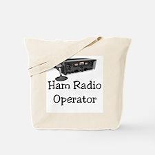 Ham Radio Operator Tote Bag