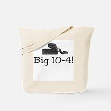 Big 10-4 Tote Bag