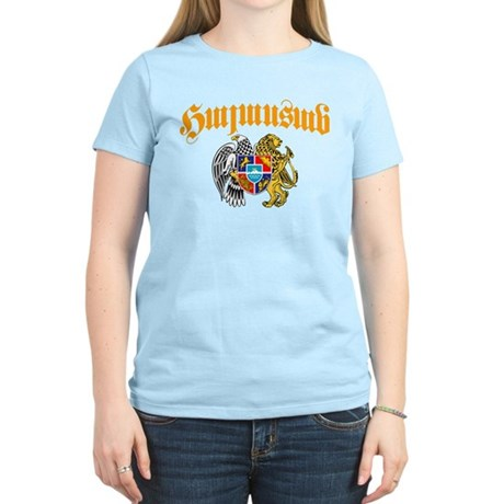 Armenia Gothic Women's Light T-Shirt
