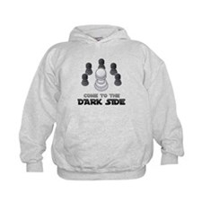 Chess - Come To The Dark Side Hoodie