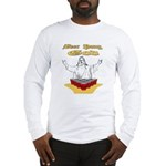 Beer Pong God Long Sleeve T-Shirt