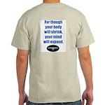 Atommobiles.com Ash Grey T-Shirt