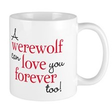 Werewolf Love Twilight Mug