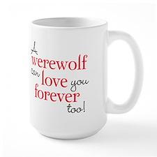 Werewolf Love Twilight Mug