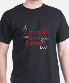 Werewolf Love Twilight T-Shirt