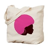 Afrocentric Canvas Totes
