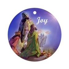 Three Kings Ornament (Round)