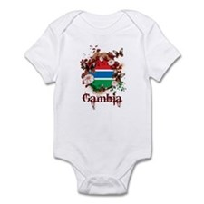 Butterfly Gambia Onesie