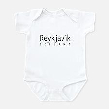 Reykjavik Infant Bodysuit