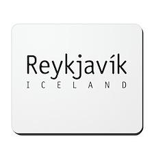 Reykjavik Mousepad