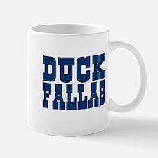 Duck Fallas Mug