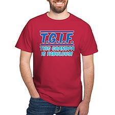 THIS GRANDPA IS FABULOUS! T-Shirt