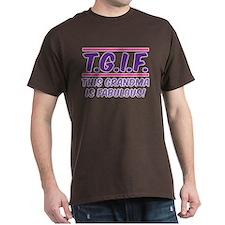 THIS GRANDMA IS FABULOUS! T-Shirt