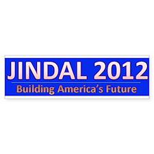 Jindal in 2012 Bumper Stickers