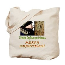 Merry Christmas! from the pol Tote Bag