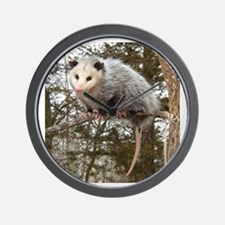 Unique Possum Wall Clock