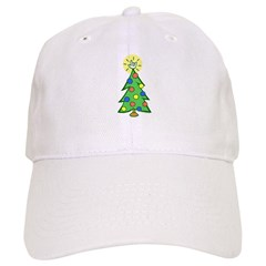 ILY Christmas Tree Cap