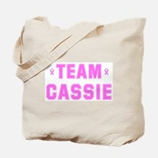 Team CASSIE Tote Bag
