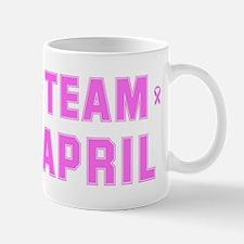 Team APRIL Mug