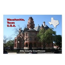 Ellis County Courthouse Postcards (Package of 8)