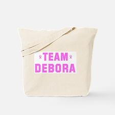 Team DEBORA Tote Bag