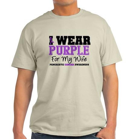 Pancreatic Cancer Light T-Shirt