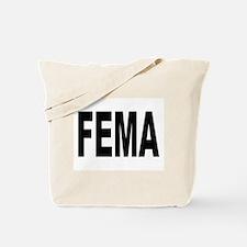 FEMA Tote Bag